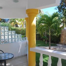 Standard 1-bedroom apartment Bahia Residence Cabarete