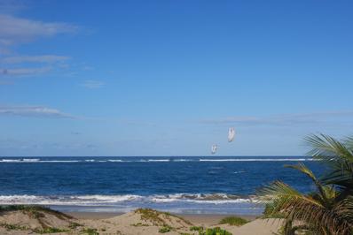 Bahia Residence - kite spot