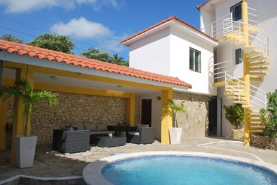 Bahia Residence - chill area