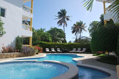 Bahia Residence - pool area